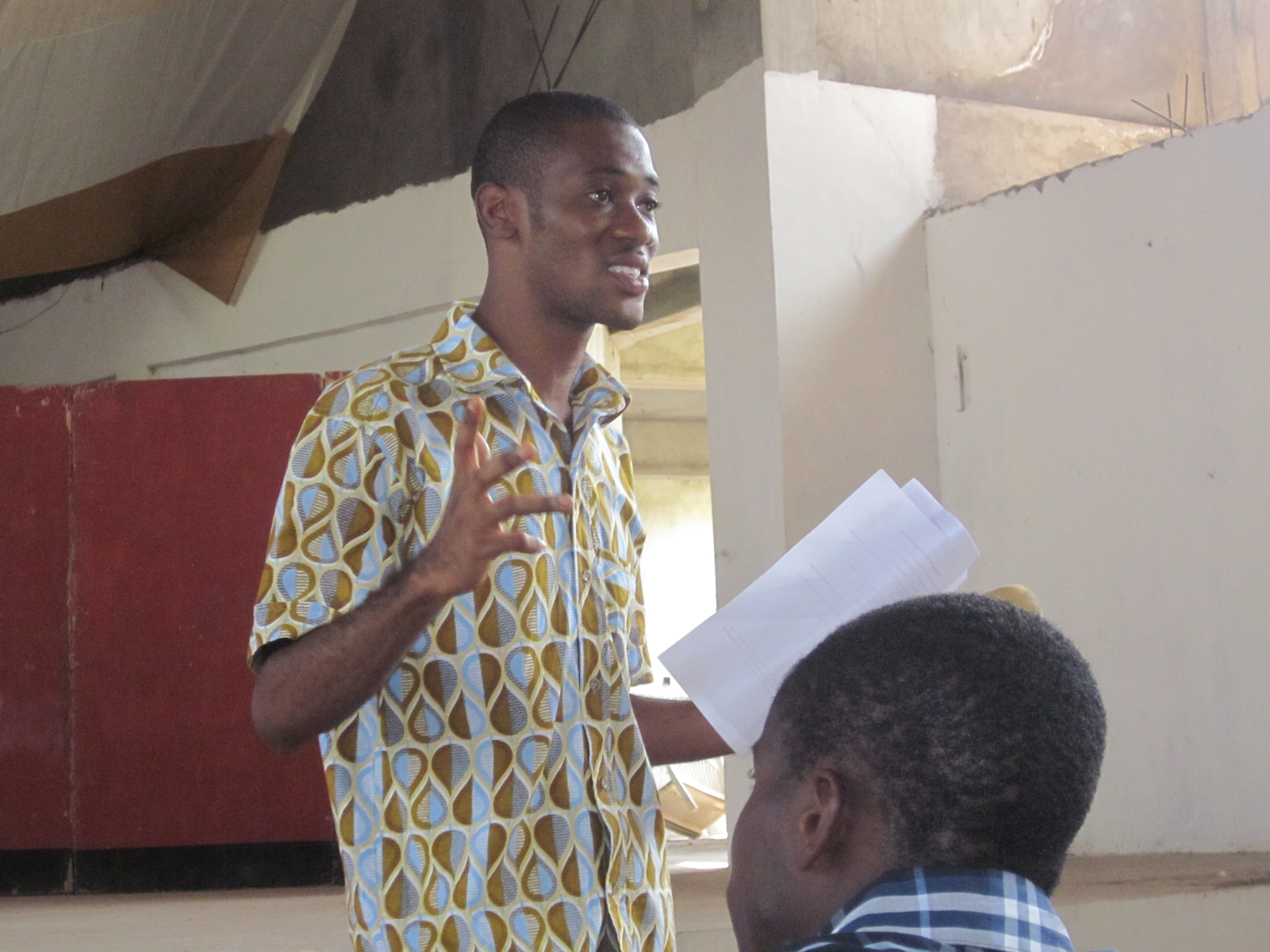 Development of Science and Technology in Ghana/Africa – part 4